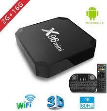 Android TV Box Smart TV Box Quad Core X96 7.1 Mini: Amazon.de: Elektronik
