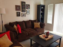 black furniture living room ideas. living room with brown couch red walls google search black furniture ideas