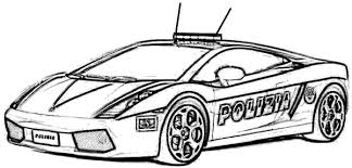 Small Picture Police Car Coloring Pages Images Photos Police Car Coloring Page