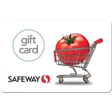 Safeway Gift Card $25 (Email Delivery)   Staples