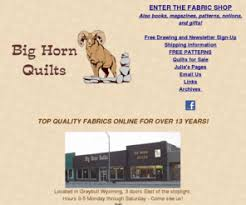 Bighornquilts.com: Big Horn Quilt Shop - Quality Fabric at Low ... & bighornquilts.com: Big Horn Quilt Shop - Quality Fabric at Low Everyday  Prices Big Adamdwight.com