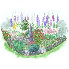 Small Picture Long Blooming Garden Plans