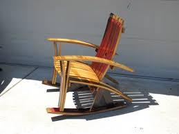 wine barrel furniture plans. Rocking Chair Wine Barrel Furniture Plans ,
