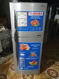 Tủ lạnh Toshiba 188L lít. giá rẻ ? Giá :... - Bán Máy Giặt Cũ Tại Hà Nội