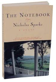 the notebook advance reading copy nicholas sparks the notebook advance reading copy