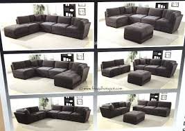 6 piece modular sectional. Unique Sectional 6Piece Modular Fabric Sectional Costco Inside 6 Piece R