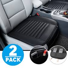 car seat protector for leather seats tsv breathable 2pcs car interior seat cover cushion pad
