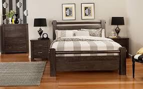 Superb Solid Wood Modern Bedroom Furniture