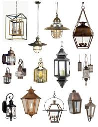 exterior interior style lantern lighting