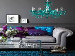 Purple And Grey Living Room Decorating Living Room Effect Picture Of Purple Living Room Tv Background