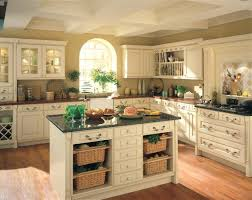 Small French Kitchen Design French Country Style Kitchen Ideas