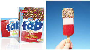 Fab Have Made The Worlds First Birthday Cake Ice Lolly Nostalgia