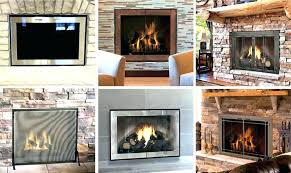 gas fireplace cover wood burning glass doors exhaust vent majestic gasket g fireplace replacement wood to high efficiency gas custom fireside glass