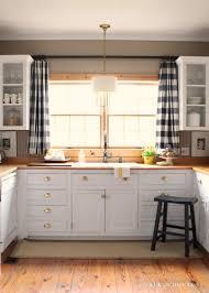 modern kitchen curtains ideas. trend alert: the overscale pattern we\u0027re seeing everywhere. plaid curtainsfarm curtainskitchen modern kitchen curtains ideas c