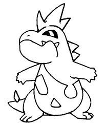 Small Picture Totodile Coloring Book OnlineColoringPrintable Coloring Pages