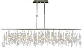 tremendous linear chandelier lighting imposing design crystal roselawnlutheran
