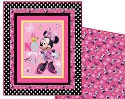 Modern quilt pattern   Etsy & Minnie Mouse, Quilt, childrens bedding, handmade quilts, baby quilts, quilt  patterns Adamdwight.com