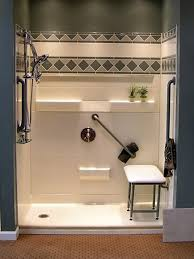 handicap showers modern design
