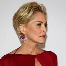 elegant short haircuts for women over 60