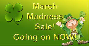Image result for march sale