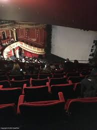 Sunderland Empire Seating Chart Sunderland Empire Upper Circle View From Seat Best Seat