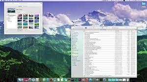 Desktop & Screen Saver in Mac OS ...