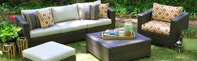 Amazon AE Outdoor All Weather Wicker Biscayne Deep Seating