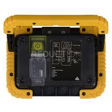 Portable Led Work Lights Nz Techlight Outdoor Rechargeable Portable Battery Led Work Light