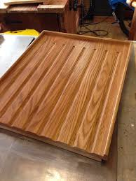 oak dish kitchen sink dish draining board loukacoukloukacouk