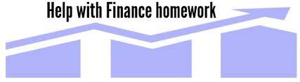 online finance homework help for college students finance homework help