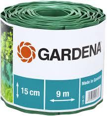 """<b>Бордюр</b> декоративный """"<b>Gardena</b>"""", цвет: <b>зеленый</b>, ширина 15 см ..."""
