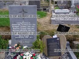Nohoval Cemetery,Kerry Ireland