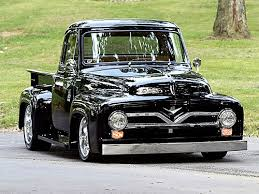 The 1955 Lexus F-100 | Lexus Enthusiast