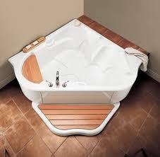 corner bathtubs for two. bainultra tmu corner air jet bathtub bath tub tmu from bainultra two person bathtubs for a
