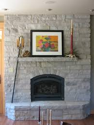 stone for fireplace home design minimalist