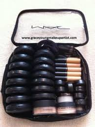 grace young my freelance makeup kit mac zuca traincase