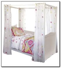 Amazing of Little Girl Canopy Bed with Girls Canopy Bed Set Beds ...