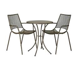 garden folding bistro dining table and chairs outdoor set patio