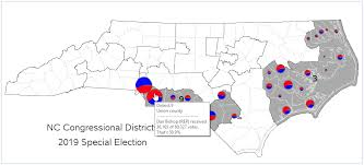 Plotting Ncs 2019 Special Election Results On A Map