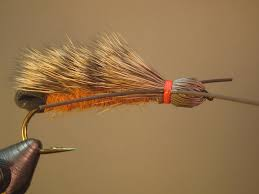 Salmon Fly Patterns New Berry's Hedgehog Salmonfly Variation SBS Step By Step Patterns
