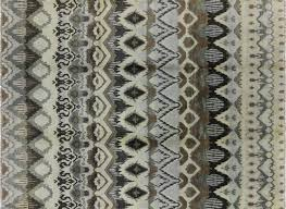 modern collection x ikat hand knotted wool area rug h
