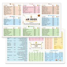 Air Fryer Cooking Time Chart Tech Products Reviews