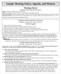 Meeting Agenda Minutes Template 6 Agenda Minutes Templates Free Samples Examples Format Download