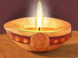 Diya Painting Designs 3 Ways To Decorate A Diya Wikihow