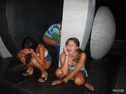 Teens peeing drunk teens