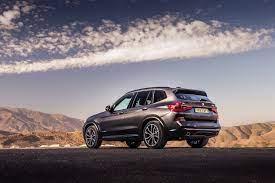 BMW X3 XDrive30d M Sport 2017 Rear, HD ...