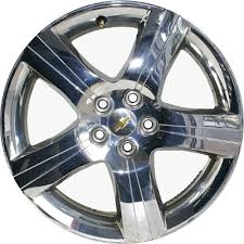 Pontiac G6 Bolt Pattern Enchanting ALY48U48 Chevrolet Malibu Pontiac G48 Wheel Chrome 95974893