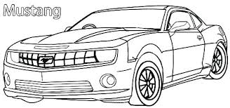 Coloring Pages For Cars Police Coloring Pages Car Color Page