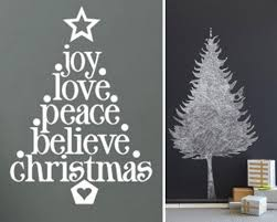 wall decorations for christmas excellent stickers best design
