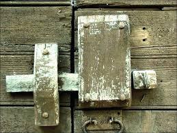 old door locks vine old fashioned door lock garage door locks types